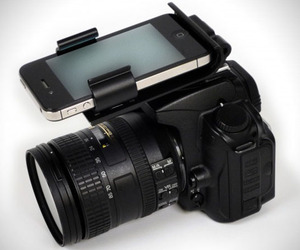 Flash-dock-apple-iphone-dslr-connector-m