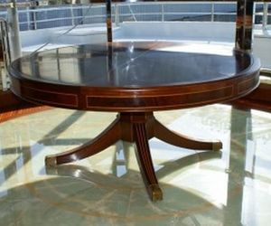 Fletcher Mechanized Capstan Table