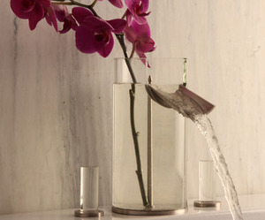 Flower Faucet from Aquabrass