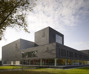 Fontys Sports College by Mecanoo Architecten