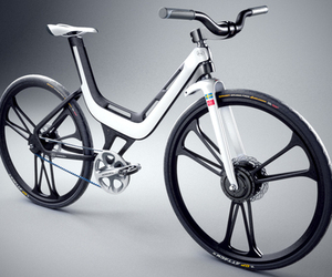 Ford E Bike Concept by Emre Salihov