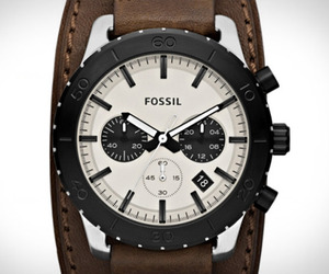 Fossil-keaton-leather-watch-m