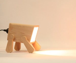 Frank Lamp by Pana Objects