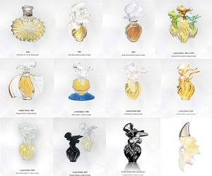 From Lalique To Starck, All The L'Air Du Temps Bottles