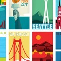 From-sea-to-shining-sea-travel-poster-series-s