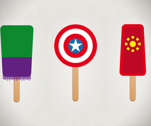 Frozen Heroes On A Stick | Chung Kong