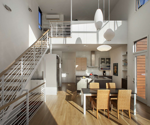 Funky Townhouse Design Build in Colorado by Arch11