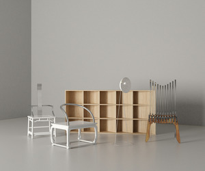 Furniture by Fuquan Junze