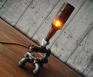 Gas Pipe Lamps by Peared Creation