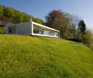 Gauthier House by Bauzeit Architekten