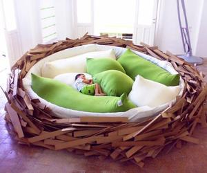 Giant Birdsnest Bed by O*GE