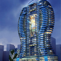 Glass-pool-adorned-residential-tower-s