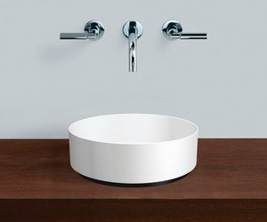 Glassed Steel Basin | Alape