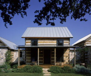 Gloria Frame's House in Texas Hill Country