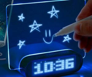 Glowing-led-memo-alarm-clock-m