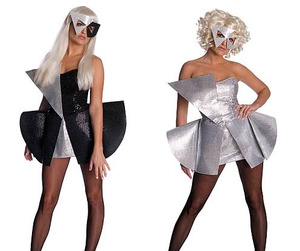 Go Gaga For These Halloween Costumes 