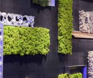 Go Green with MOSSTiles by Benetti Stone Philosophy