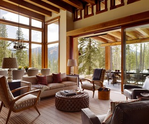 Gorgeous Martis Camp Retreat by Walton Architecture