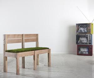 Green-bench-m