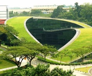 Green-building-design-of-school-of-art-by-cpg-consultants-m