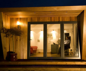 Garden Rooms, Offices & Studios by Green Retreats