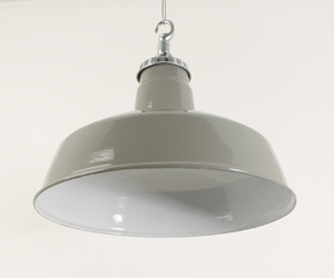 Grey-enamelled-industrial-downlighters-m