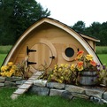 Hand-made-hobbit-hole-chicken-coops-s