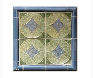Handcrafted Ceramic Tile | Trikeenan