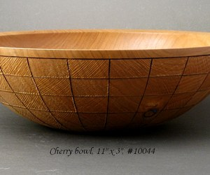 Handmade Cherry Bowl