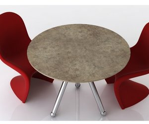 Handmade-stainless-steel-dinning-table-m