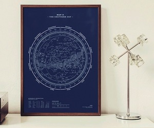 Handprinted-stellar-map-silkscreen-prints-m