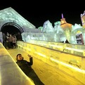 Harbin-ice-festival-led-slides-s
