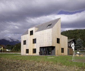 Haus Hesse by Wildrich Hien Architekten