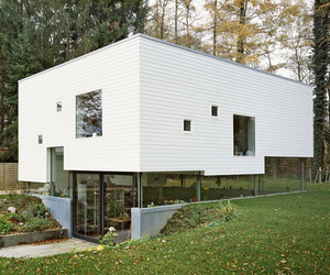 Haus W by Kraus Schönberg Architects