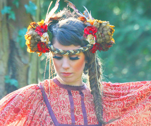 Headpieces by Bohemian Love Story