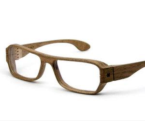 Wood Full Frame Prescription Glasses From $85