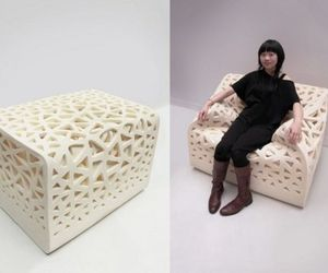 High-density-foam-cube-turns-chair-on-sitting-m