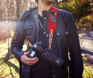 HoldFast Camera Strap by Matthew Swaggart