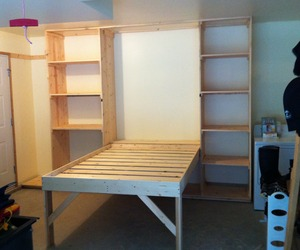 Home-made-murphy-bed-for-the-garage-m