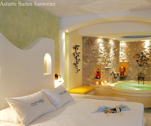 Honeymoon @ Astarte Suites Hotel in Santorini, Greece