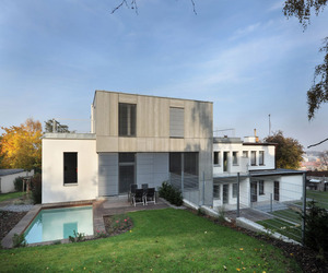 House Extension in Prague by Martin Cenek Architecture