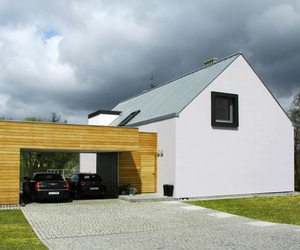 House in Poznan by Major Architekci