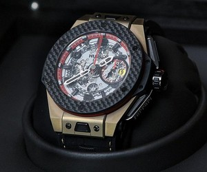 Hublot X Ferrari Big Bang Watch