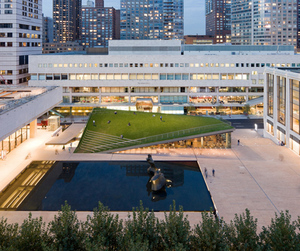 Hypar Pavilion at Lincoln Center | Diller Scofidio + Renfro