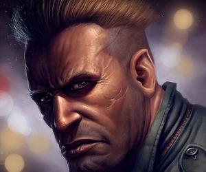 Hyper Realistic Street Fighter Illustrations