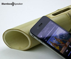 Ibamboo-electricity-free-speaker-m
