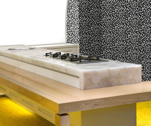 Ice Quartz Countertop | Concetto