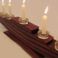 Il-veliero-eco-menorah-recycled-oak-wine-barrel-staves-s