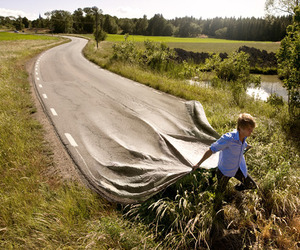 Impressive Photo Manipulations by Erik Johansson