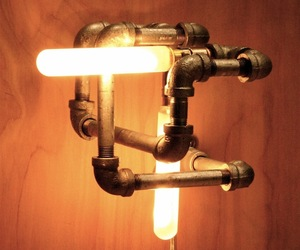 Industrial-knot-pipe-light-fixture-m